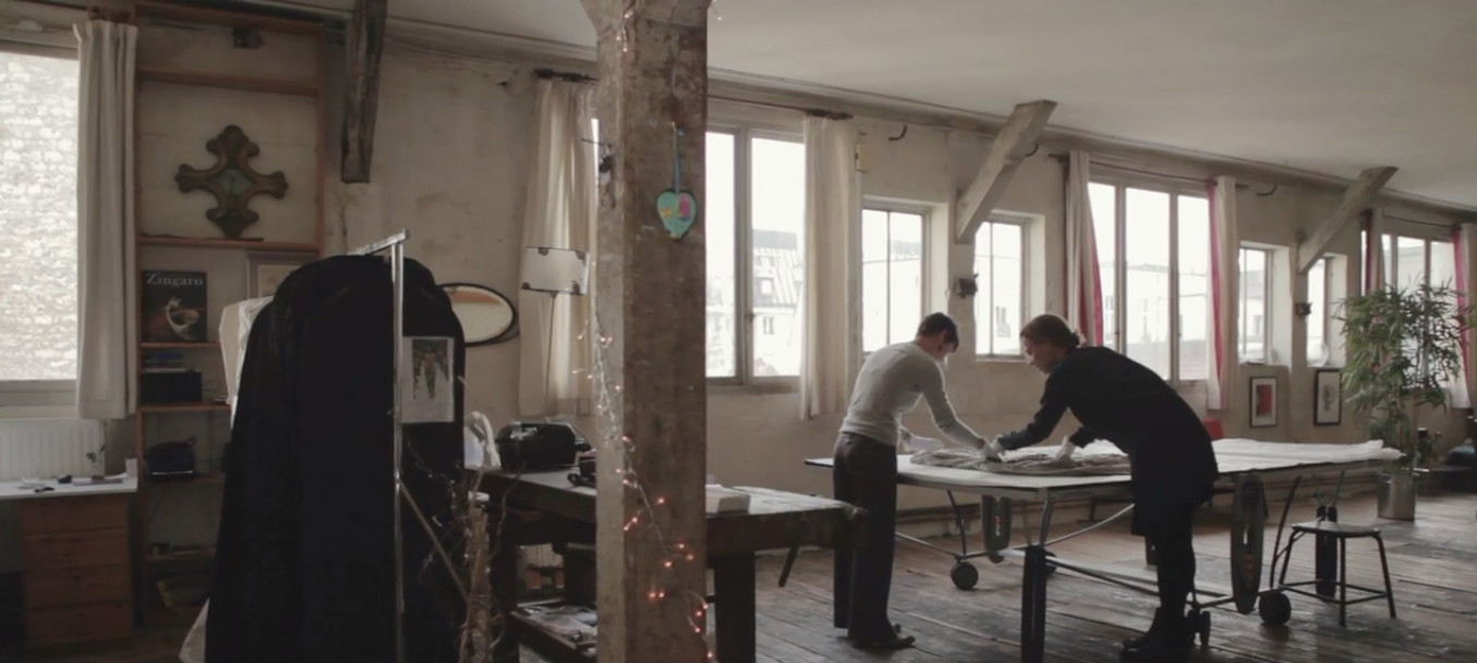 Les autres sp cialit s atelier virginie le poizat - Bureau de placement restauration paris ...