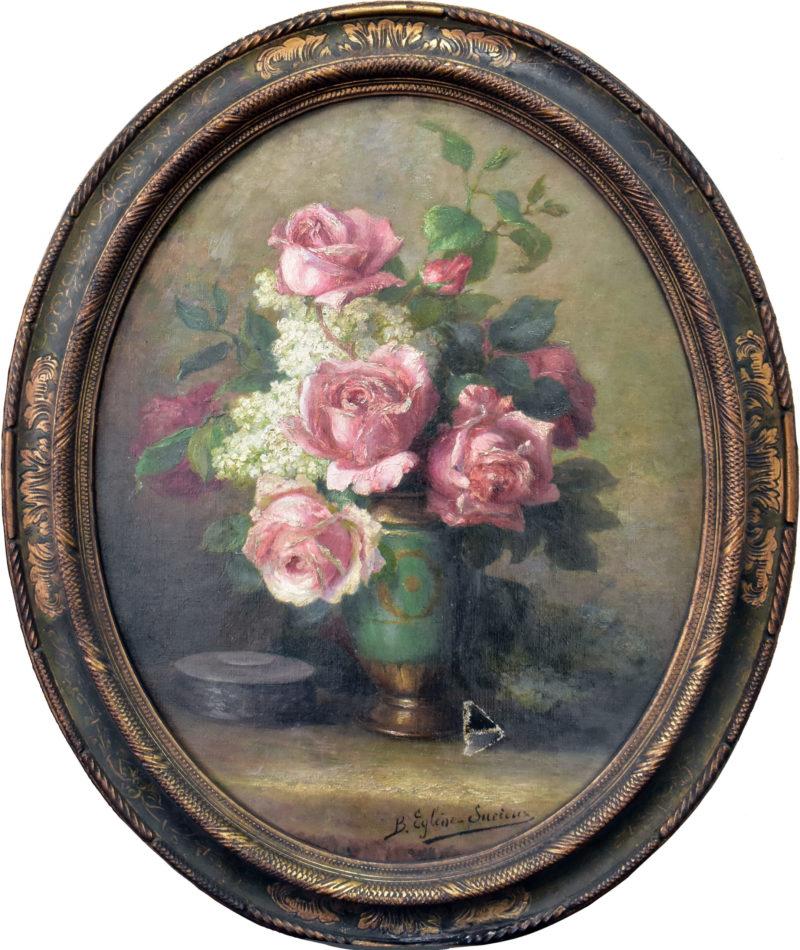 Bouquet avant restauration
